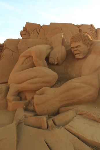 Volverin vs. Hulk